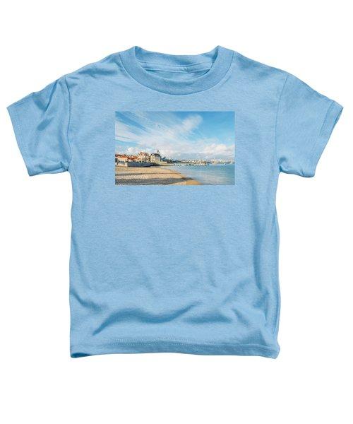 Praia Da Ribeira, Cascais, Portugal Toddler T-Shirt