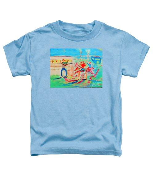 Prevention Of Shootings Memorial Toddler T-Shirt