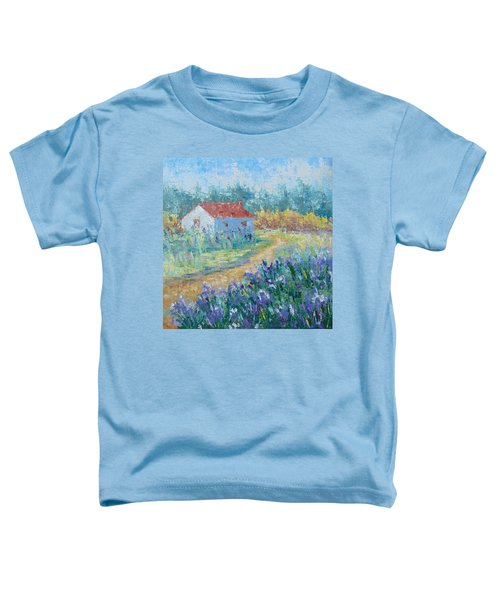 Promenade In Provence Toddler T-Shirt