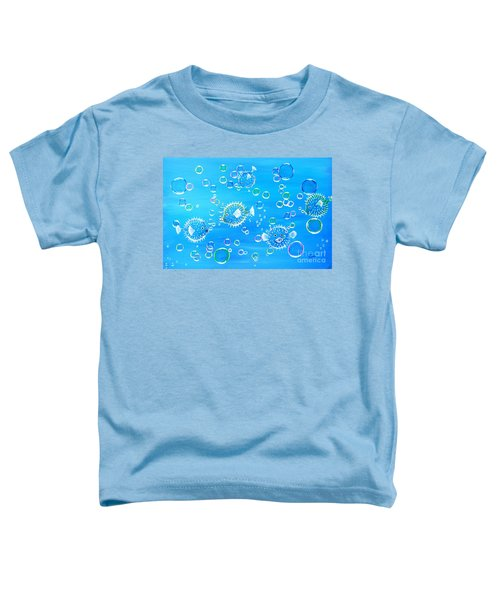 Pufferfish Playtime Toddler T-Shirt