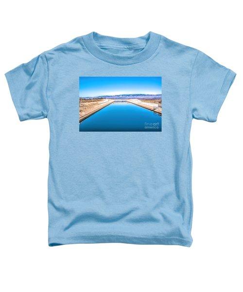 Purple Mountains Majesty Toddler T-Shirt