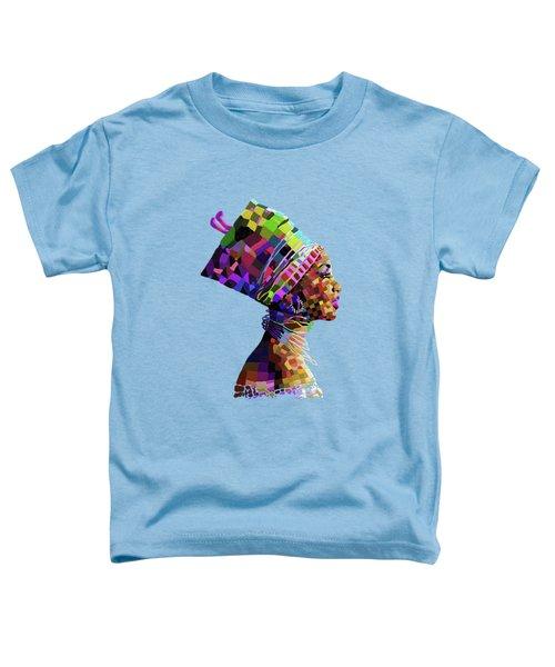 Queen Nefertiti Toddler T-Shirt