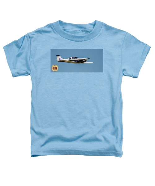 Race 24 Fly By Toddler T-Shirt