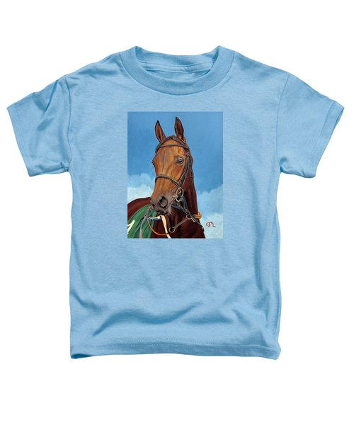 Radamez - Arabian Race Horse Toddler T-Shirt