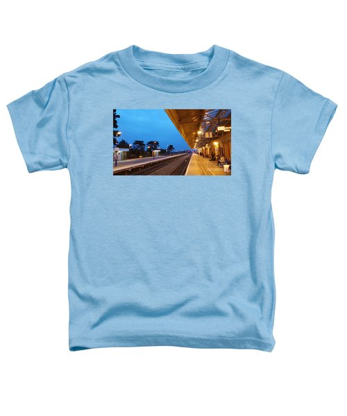 Railway Vanishing Point Toddler T-Shirt