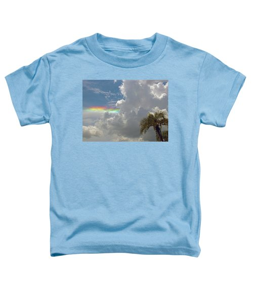Rainbow To Nowhere Toddler T-Shirt
