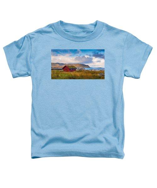 Ramberg Hut Toddler T-Shirt