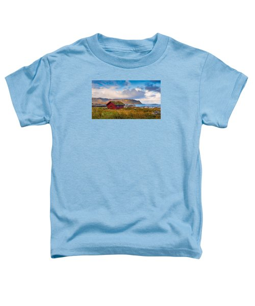 Ramberg Hut Toddler T-Shirt