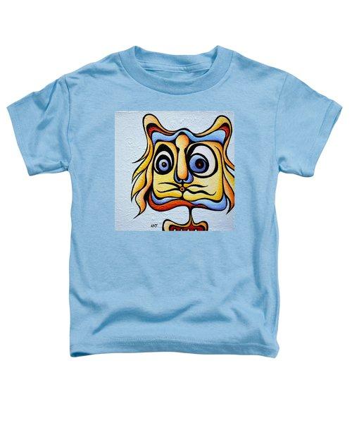 Raspberry Ralph Toddler T-Shirt