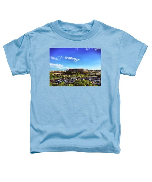 Ravens Stadium Toddler T-Shirt
