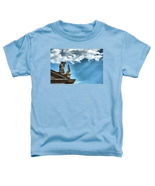 Reaching The Sky Toddler T-Shirt
