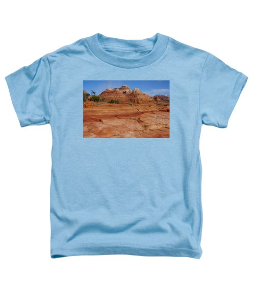 Red Rock Buttes Toddler T-Shirt