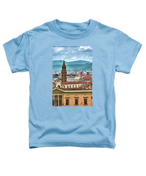 Rising Above The City Toddler T-Shirt