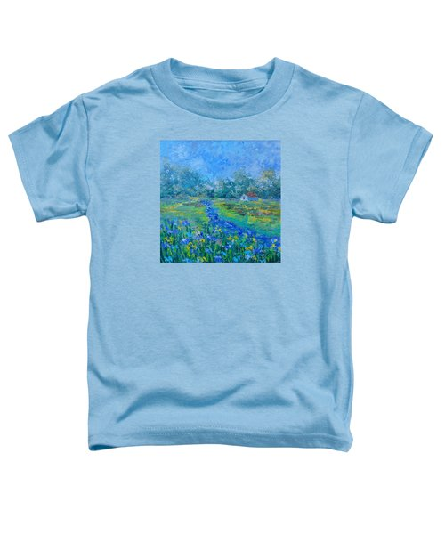 River Of South Of France Toddler T-Shirt