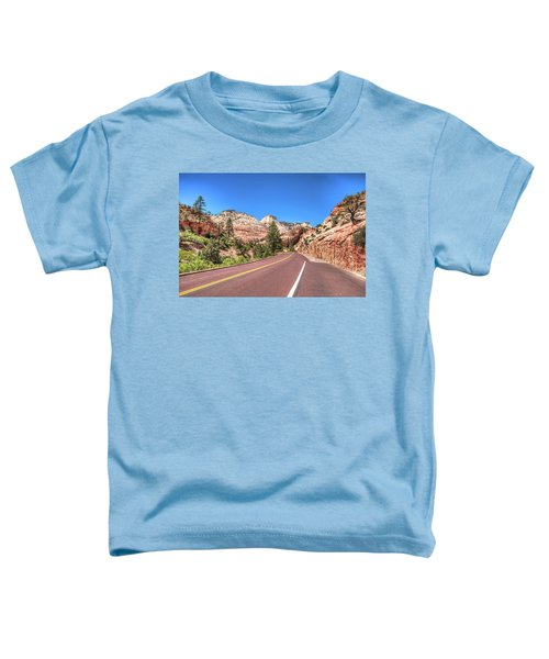 Road To Zion Toddler T-Shirt