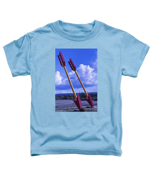 Roadside Arrows Toddler T-Shirt