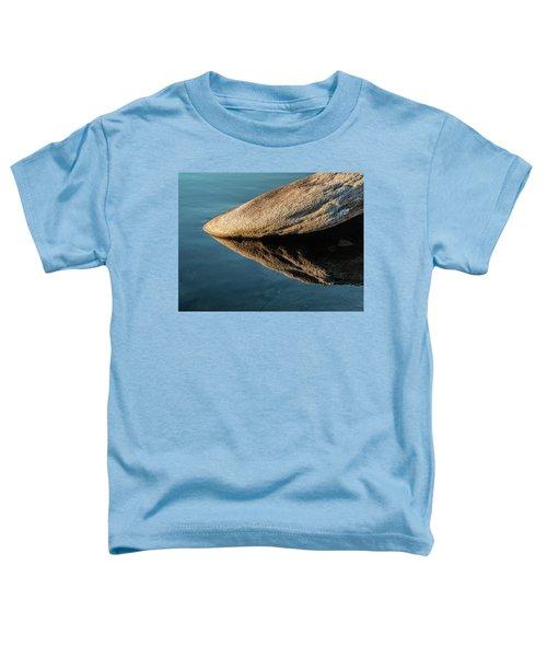 Rock Reflection Toddler T-Shirt