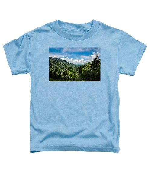 Rolling Mountains Toddler T-Shirt