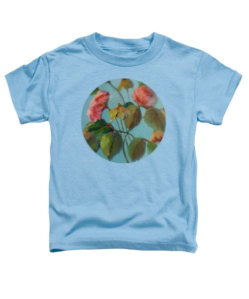 Roses And Wildflowers Toddler T-Shirt