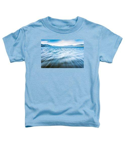 Rushing Away Toddler T-Shirt