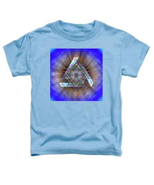 Sacred Geometry 717 Toddler T-Shirt