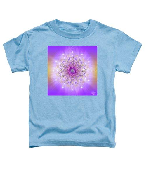 Sacred Geometry 721 Toddler T-Shirt