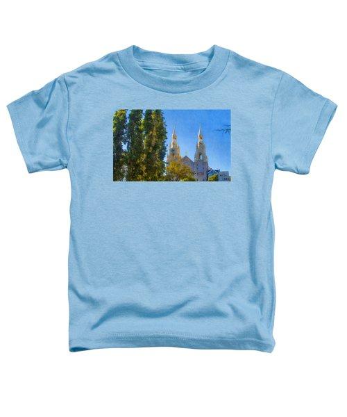 Saints Peter And Paul Church Toddler T-Shirt
