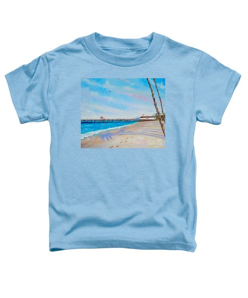 San Clemente Walk Toddler T-Shirt