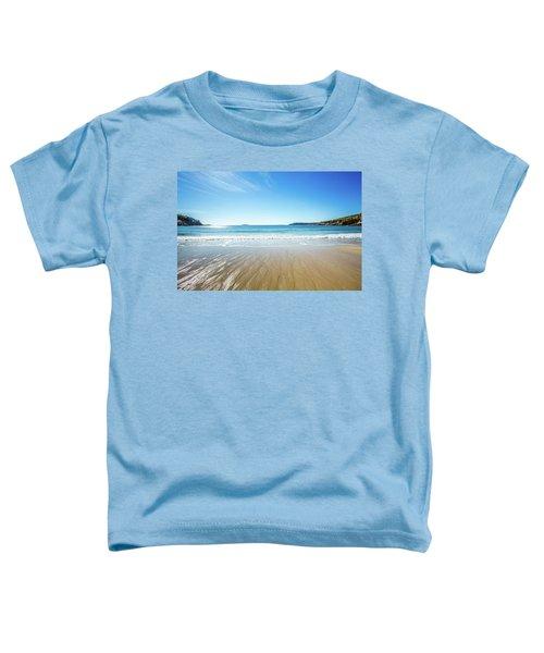 Sand Beach Toddler T-Shirt