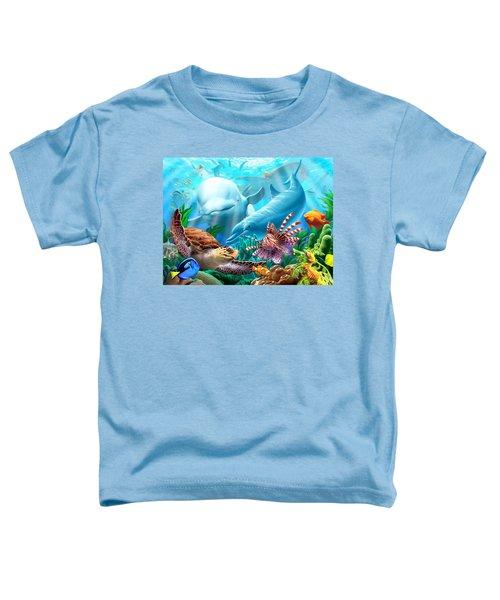 Seavilians 1 Toddler T-Shirt