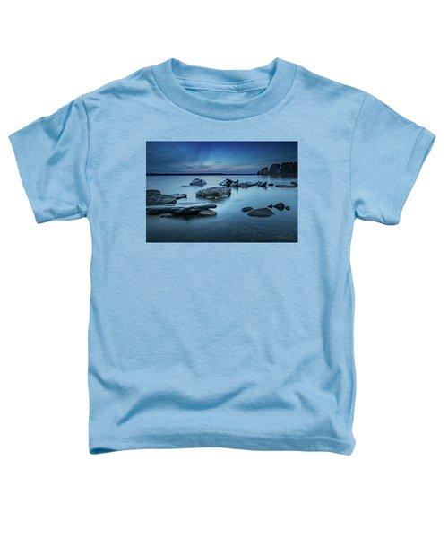 Sebago Blue  Toddler T-Shirt