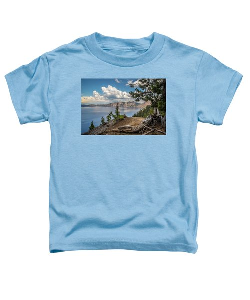 Second Crater View Toddler T-Shirt