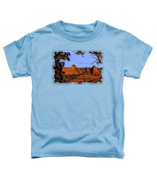 Sedona Red Rocks Toddler T-Shirt