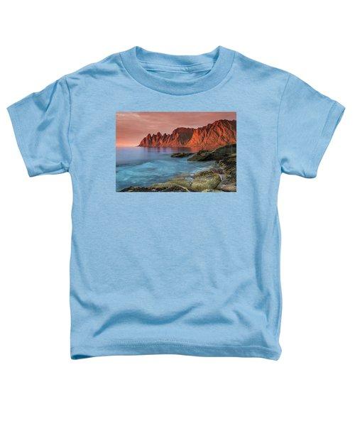Senja Red Toddler T-Shirt