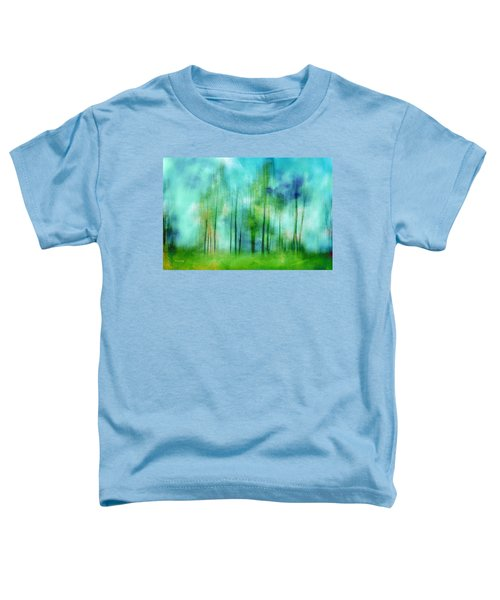 Sense Of Summer Toddler T-Shirt