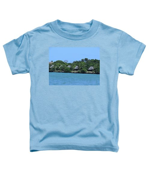 Serenity - Chale Island Kenya Africa Toddler T-Shirt