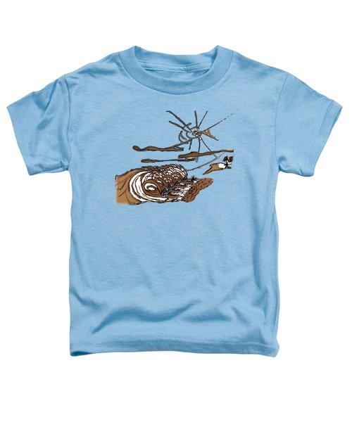 Shore Break Right Toddler T-Shirt