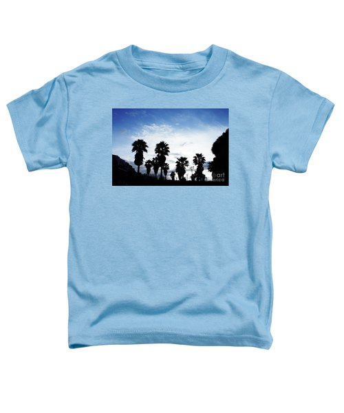 Silhouette In Tropea Toddler T-Shirt