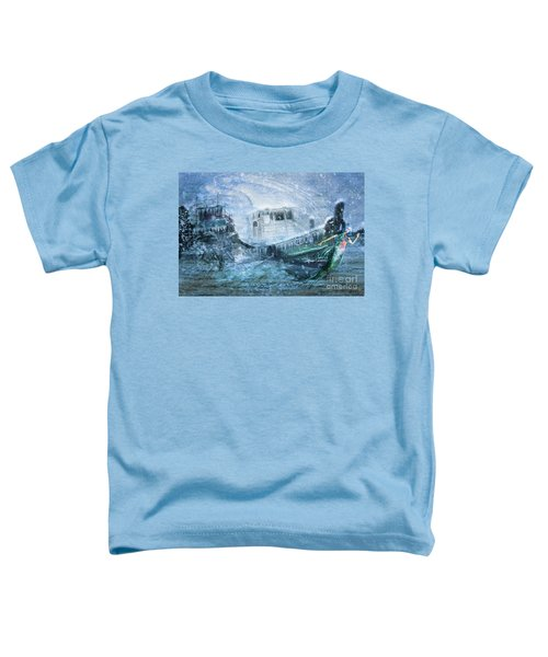 Siren Ship Toddler T-Shirt