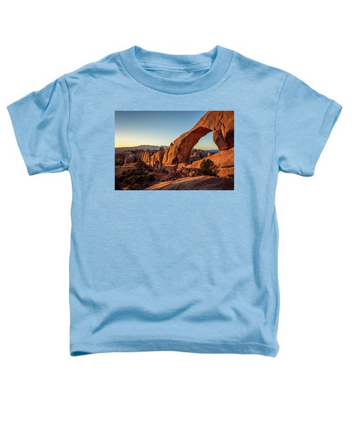 Skyline Arch Toddler T-Shirt