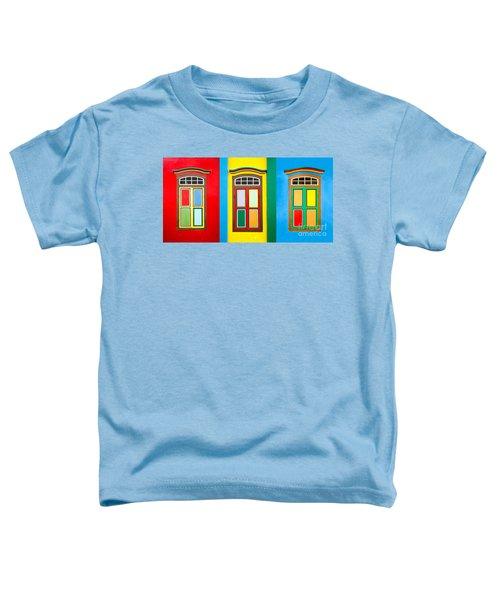 Singapore Windows Toddler T-Shirt
