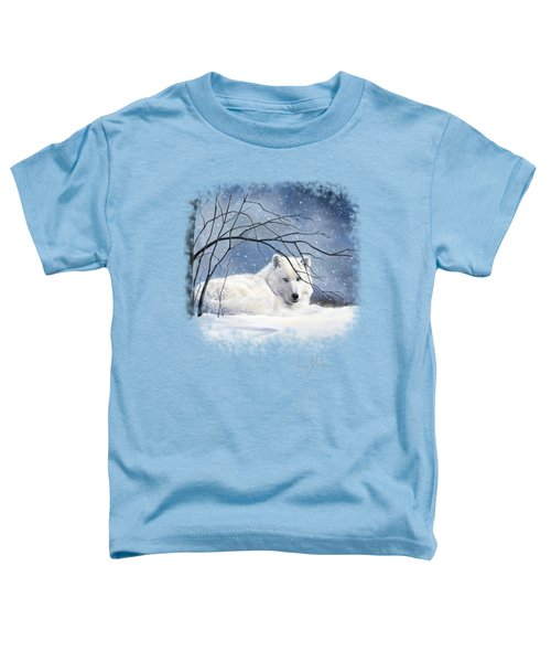 Snowy Toddler T-Shirt