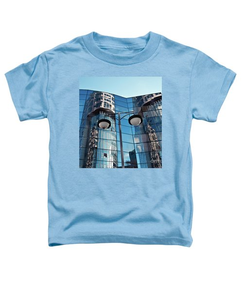 Sound Of Glass Toddler T-Shirt