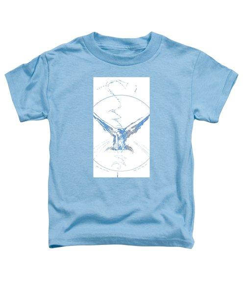 Spirit Animal . Crow Toddler T-Shirt