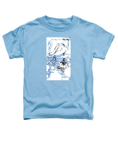 Spirit Animal . Swan Toddler T-Shirt