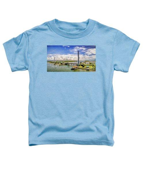 Splendid Bridge Toddler T-Shirt