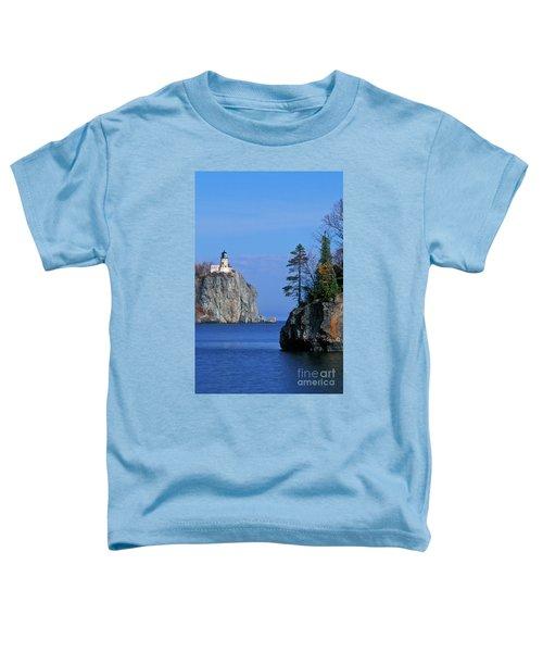 Split Rock Lighthouse - Fs000120 Toddler T-Shirt
