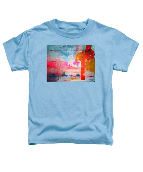 Spring Light North Wind Toddler T-Shirt