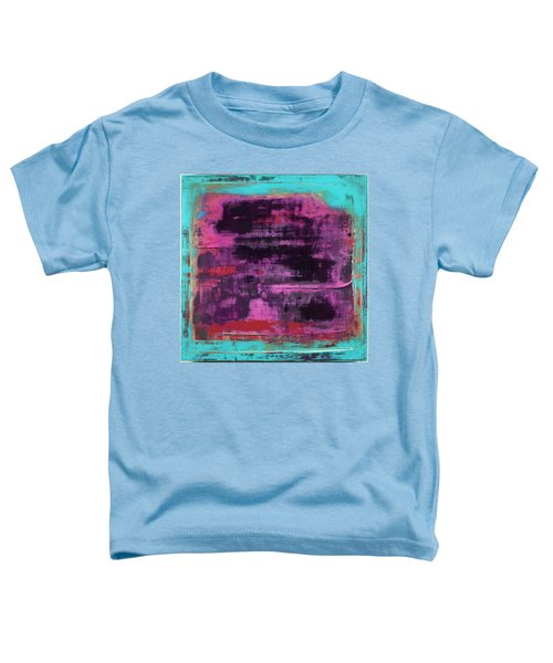 Art Print Square1 Toddler T-Shirt
