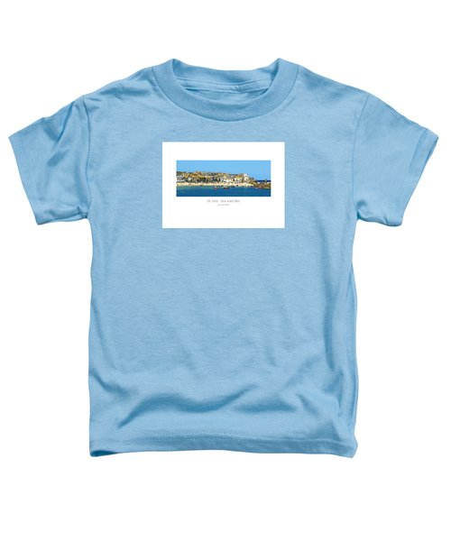 St Ives Sea And Sky Toddler T-Shirt